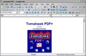 Tomahawk PDF+ 3.0.1