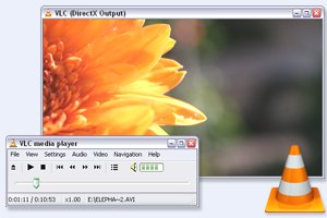 VLC media player 0.8.6i