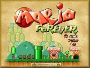 Jogo - Super Mario Forever
