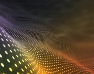 Wallpaper Lights Field