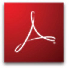 Logo Adobe Reader 8